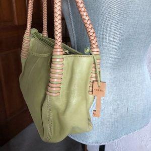 Kate Spade genuine leather shoulder bag